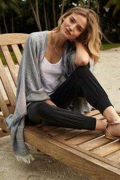 Salcombe Beaded Kimono #Anthropologie #MyAnthroPhoto
