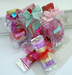 sending you sweet thoughts...   LilyBean Paperie