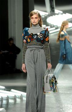 NY Fashion Week Rodarte