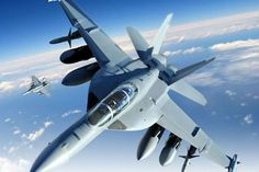 Boeing to Provide Next Generation Jammer (NGJ) for EA-18G in $308M Deal