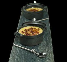 Black Liquorice Crème Brûlée