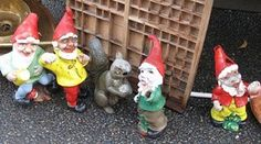 french garden gnomes