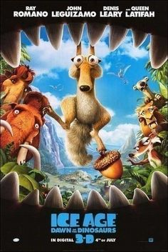 Tercera parte de las aventuras de Diego, Scrat y compañía. En esta ocasión, les tocará lidiar con varios dinosaurios. Scrat sigue intentando apoderarse de la muy escurridiza bellota (mientras, tal …