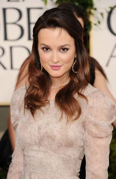 Leighton Meester - 68th Annual Golden Globe Awards - Arrivals