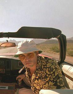 Fear and Loathing in Las Vegas Johnny Depp 10/10