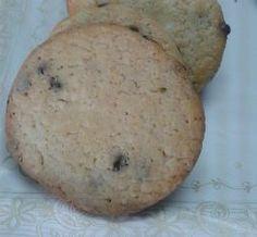 Cookies chocolate con Nuez La Tía Melitona. Envase de 300 Gr. Ingredientes: Harina de trigo, azúcar, mantequilla, huevos, pepitas de chocolate (20%), nuez (10%), sal e impulsor. Caja de 12 unidades.