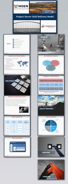 Powerpoint Template By Acreation Designs  Business Design