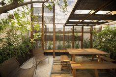 Terrace TEA / TEA Terrace Studio MMX / MMX Studio - Platform Architecture