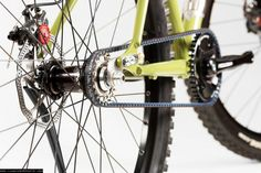 The Belt Drive Bicycle - Will it Replace the Chain? - I Love Bicycling