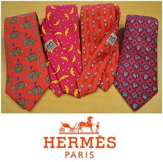 d09d99f57298 FLIP's Pick of the Day: Hermes ties ($58-68.98)! Stop by to see these great  items, plus many more, today & only @ FLIP!!