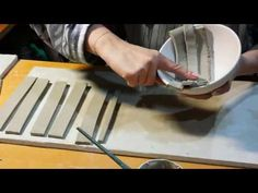 How to make ceramic bowl with clay strips – slab method – without a pottery wheel-handmade only – Hobbies paining body for kids and adult Hobbies For Couples, Hobbies To Try, Hobbies For Women, Hobbies That Make Money, How To Make Ceramic, Pottery Courses, Clay Bowl, Pottery Wheel, Ceramic Bowls