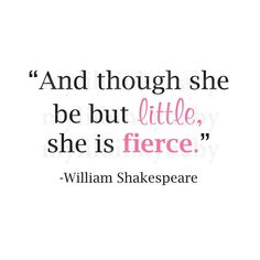 Great Quote for a Girl's Room