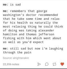I'm amazed I've never come across a Fic concerning this (Jamilton or no) GET ON IT FANDOM