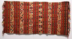 nomads kilim rug Lakai --- Uzbek textiles on show in Calgary, Alberta until January 2014