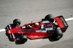 Bmw Turbo, Win Car, Monaco Grand Prix, Formula 1 Car, Alfa Romeo Cars, John Watson, F1 Racing, First Car, Car And Driver