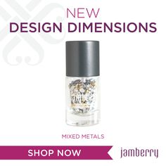 Jamberry Lacquer just got better!! Imagine the possibilities!