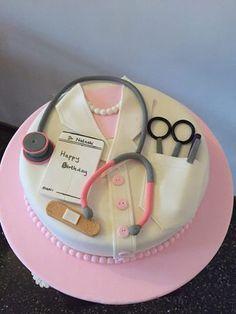 Medical Theme Birthday cake designed and created by Yamuna Silva, Kotte