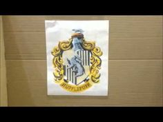 Giant Harry Potter Cardboard Maze | Programming Librarian