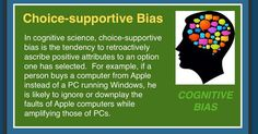 Choice-supportive bias