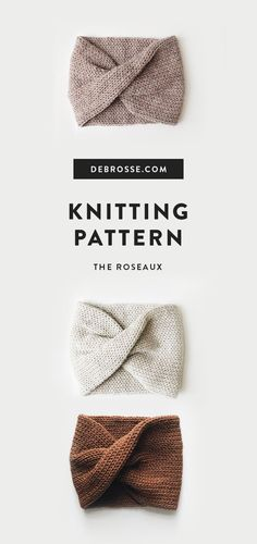 KNIT ⨯ The Roseaux - Knitting for beginners,Knitting patterns,Knitting projects,Knitting cowl,Knitting blanket Easy Knitting Patterns, Hand Knitting, Crochet Patterns, Simple Knitting, Knitting Ideas, Easy Knitting Projects, Easy Patterns, Christmas Knitting Patterns, Knitting Designs