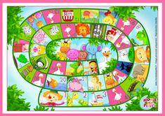 Le jeu de l 'oie à imprimer board game free printable