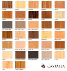 Descubre la calidad y variedad de los acabados en madera que te ofrece Puertas Castalla: