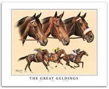 The Great geldings- Kelso, Forego and John Henry