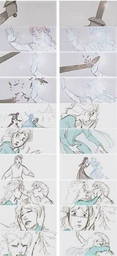53+ new Ideas for drawing disney frozen animation studios #drawing