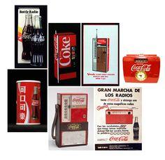 (coke code 174) 코카-콜라사의 상징! 컨투어 보틀, 밴딩머신 등의 컨셉을 그대로, 멋진 코-크 라디오로 탄생! 완소 코-크 라디오 디자인을 공개합니다 :)