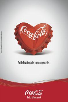 coca cola remix art for sale Ads Creative, Creative Posters, Creative Advertising, Advertising Design, Creative Design, Contextual Advertising, Advertising Ideas, Mothers Day Advertising, Advertising Poster