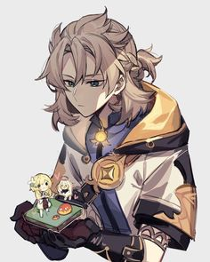 Albedo, Action Rpg, Twitter Image, Fanart, Anime Kawaii, Animes Wallpapers, Anime Guys, Anime Characters, Video Games