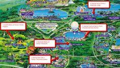 "Challenge: The Disney Food Blog WDW ""Cupcake Crawl"" #DisneyWorld"