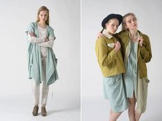Meshit nahm sich Aki Kaurismäki für die Herbst/Winter 2013 Kollektion zum Vorbild   kalinkakalinka