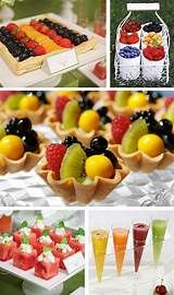 Fruit Display | Party Ideas | Pinterest