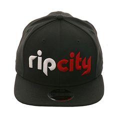 free shipping 90dca b06d4 New Era 9Fifty Portland Trail Blazers Snapback Hat - Black,   30.00 Portland  Trailblazers