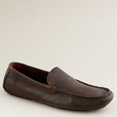 So these are really nice... Thompson driving loafers $138.00
