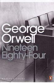 Un clásico moderno imprescindible y una de las mejores obras de la literatura distópica: 1984 de George Orwell.