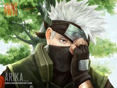 ◉ Your Firefly song to the picture Heart  :   www.youtube.com/watch?v=bBN0F_…;  My first portrait in realism style .   As I see Hatake Kakashi  (≧◡≦)  へ へ の の  も  へ ____________________________________________ © Original character Hatake Kakashi by Masashi Kishimoto © Original character Arika Tayori  by Nii Yugito © Art by kanzzzaki