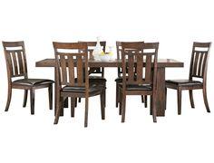 Slumberland  Skagway Collection  5Pc Dining Table Set  Home Stunning Slumberland Dining Room Sets Decorating Inspiration