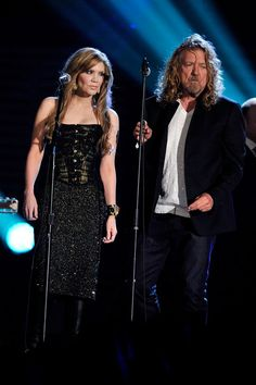 Robert Plant & Alison Krauss ~ Please Read the Letter