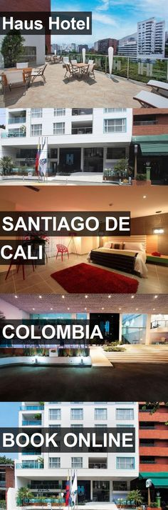 Haus Hotel in Santiago de Cali, Colombia. For more information, photos, reviews and best prices please follow the link. #Colombia #SantiagodeCali #travel #vacation #hotel