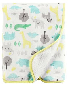 Shop a great selection of Carter's Baby Safari Plush Blanket, Multi/Yellow, One Size. Find new offer and Similar products for Carter's Baby Safari Plush Blanket, Multi/Yellow, One Size. Toddler Blanket, Baby Girl Blankets, Baby Nursery Bedding, Carters Baby Boys, Safari Animals, Plush, Yellow, Baby Shower, Baby Theme