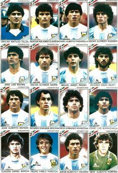 Best Football Players, National Football Teams, Soccer Players, Argentina Team, Argentina Football, Kids Soccer, Football Soccer, Tottenham Hotspur, Dominique Rocheteau