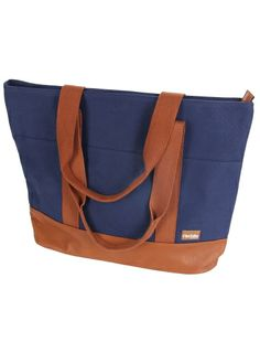 Stattjaeger Tote Bag [navy] #iriedaily