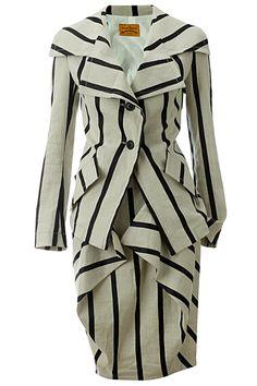 OOOK - Vivienne Westwood - Clothes 2010 Spring-Summer - LOOK 7