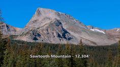 Lower Buchanan Pass Trail