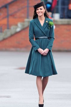 Always classy, Kate Middleton