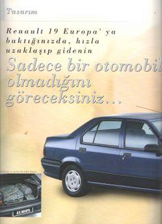 1998 Renault 19 Europa Turkish Catalog Page 6/20 <> 1998 Renault 19 Europa Türkçe Katalog Sayfa 6/20