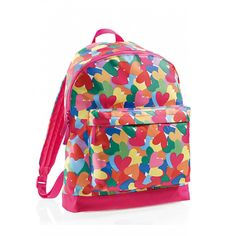 Agatha Ruiz de la Prada Small Backpack - Confetti