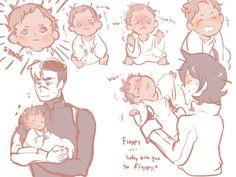 코스모스/Cosu@OTAKON в Твиттере: «There's a fic where Lance gets hit by a blast that turns him into a baby AND I JUST WANT EVERYONE TO MAKE HIM HAPPY https://t.co/qj8IE32TjY»
